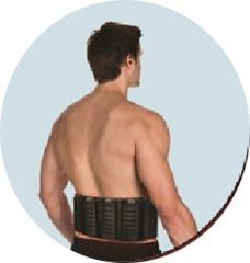 flex system on back