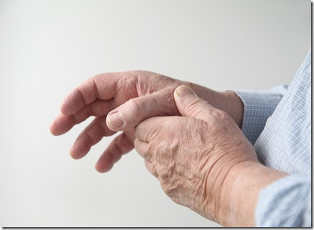 Light therapy helps with arthritis