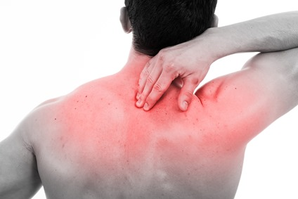 Back and shoulder pain relief